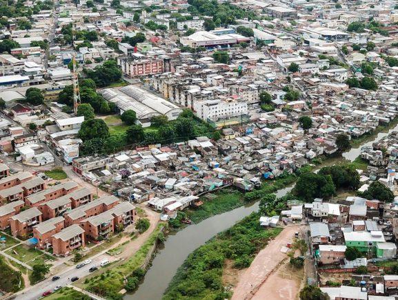 UGPE realiza planejamento para início das obras Prosamim do Igarapé do 40