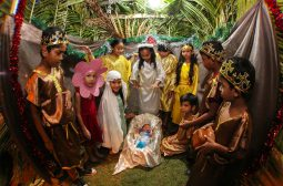 No Prosamim, Presépio e Coral de crianças marcam a programação de Natal