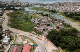Ligação Viária Luiz Antony e Parque Castelhana