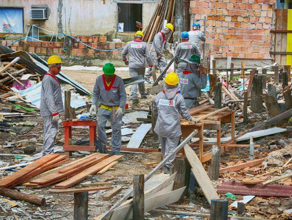 Prosamim inicia novas obras de intervenção na zona sul de Manaus