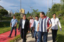 Governo do Estado repassa administração de dois parques do Prosamim ao Poder Público Municipal
