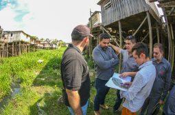 Governo do Amazonas inicia estudos para implantação de novos projetos do Prosamim no interior