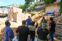 Ação do Governo do Estado resguarda patrimônio em áreas abrangidas pelo Prosamim