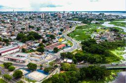 Governo Entrega Sistema de Esgotamento Sanitário do Prosamim III, Nova Avenida interligando as Zonas Sul e Oeste e outras Obras de Urbanização