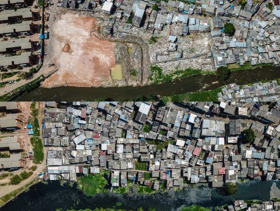 Governo do Estado avança com reassentamento de 42% das famílias em áreas de risco do Prosamim