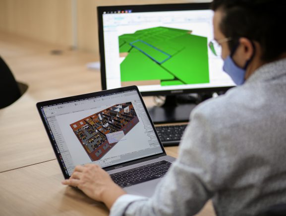 UGPE lança edital de licitação para implantação de metodologia de gerenciamento na gestão de obras