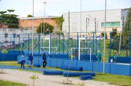 Revitalização dos Parques Urbanos do Prosamim alcança 90% de execução