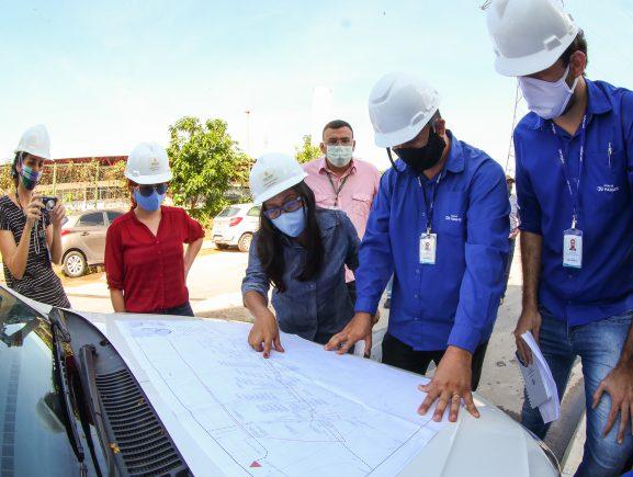 Governo e Município concluem testes no Sistema de Esgotamento Sanitário do Prosamim