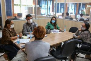 Governo busca solucionar conflitos de moradores em área de intervenção do Prosamim no Igarapé do 40