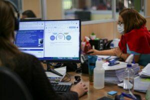 Servidores da UGPE participam de capacitação sobre nova lei de licitação