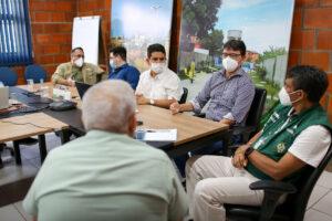 UGPE e Ipaam alinham aspectos ambientais para novo programa de saneamento nos moldes do Prosamim