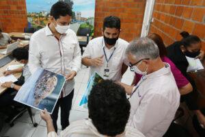 Governo apresenta contribuições do Prosamim nos igarapés da capital para a criação de Plano de Contingência das alagações