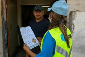 UGPE realiza sensibilização sobre interdição da avenida Tarumã
