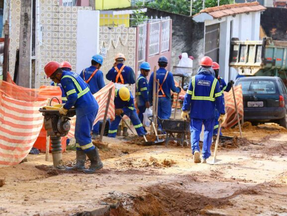 Estado e Município apresentam ao BID cronogramas e investimentos previstos em saneamento básico em áreas do Prosamim