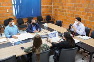 UGPE e Procuradoria Geral do Estado alinham informações do novo programa do socioambiental do Governo do Estado