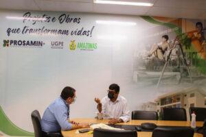 UGPE e Secretaria de Cultura alinham diretrizes sobre a manutenção dos parques urbanos do Prosamin+